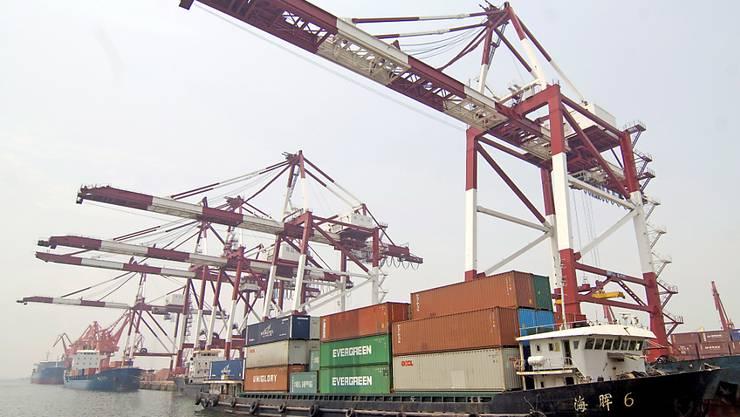 China will Wirtschaft stärker anschieben. (Archiv)