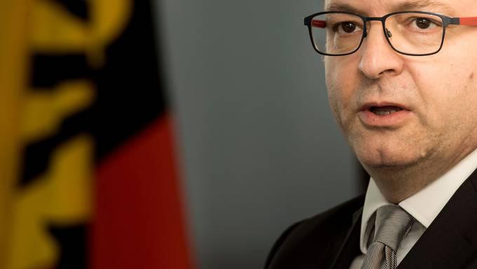 Möglicher neuer Bundesanwalt: Olivier Jornot, Genfer Generalprokurator.