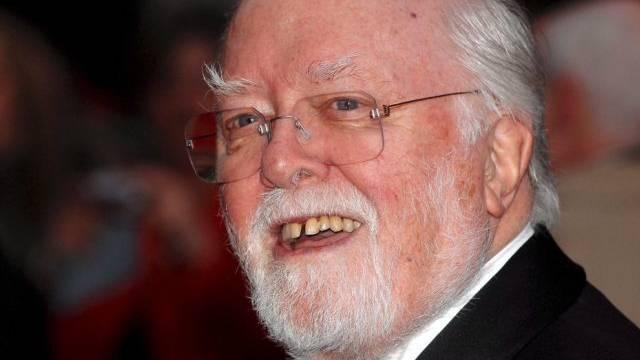 Grandseigneur des Films: Richard Attenborough ist tot (Archiv)