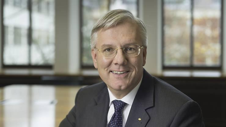 Roche-Verwaltungsratspräsident Christoph Franz warnt vor Spekulationen zu den Verhandlungen zwischen der Schweiz und der EU sowie deren Folgen. (Archivbild)