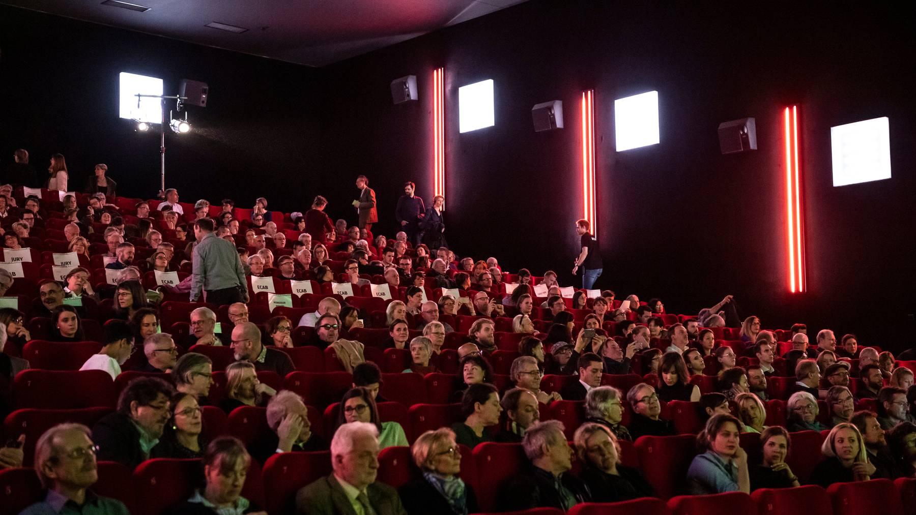 Vergangenes Jahr fand es wie gewohnt im Kino statt: Das Internationale Filmfestival Fribourg.