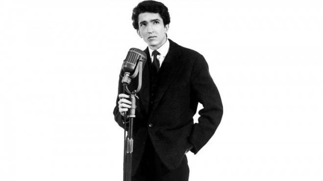 Gabriel Dalar aus Lausanne war 1958 der erste echte Rock-'n'-Roll-Sänger der Schweiz.