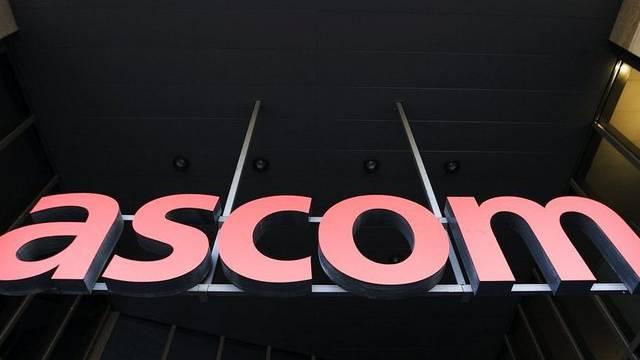 Ascom-Logo (Archiv)