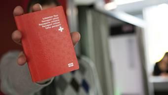 Die Aargauer Jungsozialisten wollen das Einbürgerungsverfahren mit ihrer Website fairer machen. (Symbolbild)