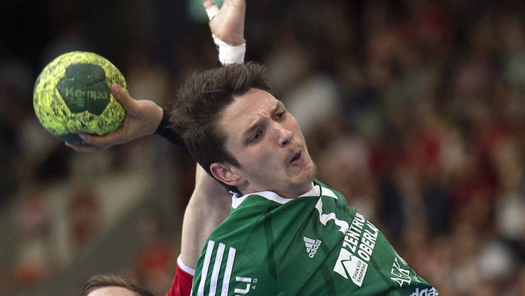 Nach drei Spielen Verletzungspause tat Thuns wichtigster Einzelspieler, der Internationale Nicolas Raemy, wieder mit.