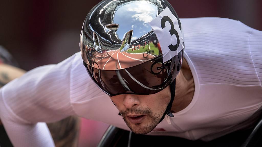 Jetzt kommen die Paralympics-Helden um den Thurgauer Marcel Hug an