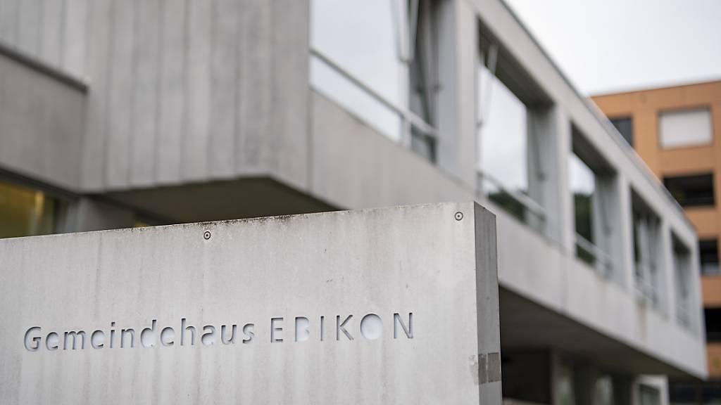 Die budgetlose Zeit der Gemeinde Ebikion ist vorbei. (Archivbild)