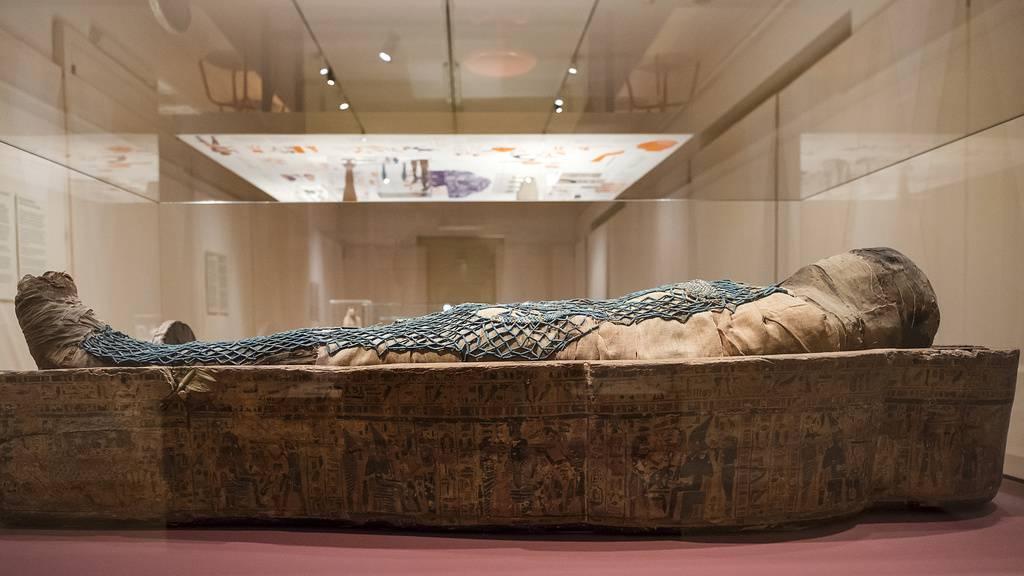 So klingt die Stimme einer 3000 Jahre alte Mumie