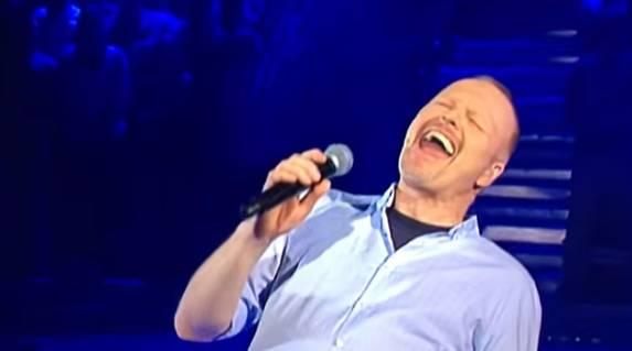 Stefan Raab singt zum Abschied: «One Moment In Time.»