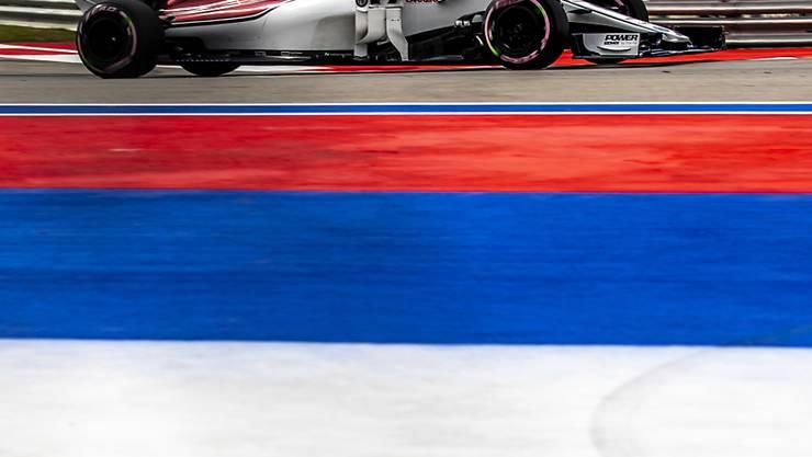 Die Formel 1 ist in diesem Jahr auch in Sotschi zu Gast