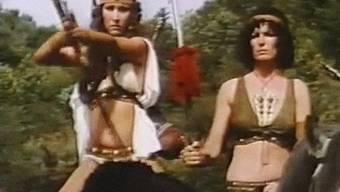 Heutige Amazonen als Hommage an eigenwillige Frauen.