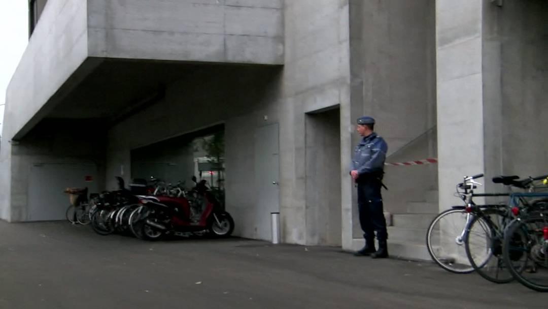 Amok-Alarm auf dem Zürcher Toni-Areal: Erste Aufnahmen vom Polizeieinsatz