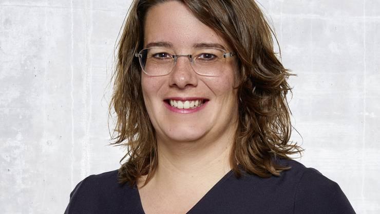 Auch Jeanine Glarner ist Panaschierkönigin.