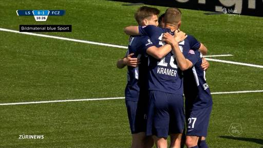 FCZ holt gegen Lausanne einen Punkt im Abstiegskampf
