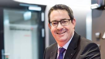 Der neue Handelskammer-Direktor Martin Dätwyler zur Steuervorlage 17: «Wir brauchen jetzt den Dialog, vielmehr noch: Wir brauchen jetzt eine Lösung.»