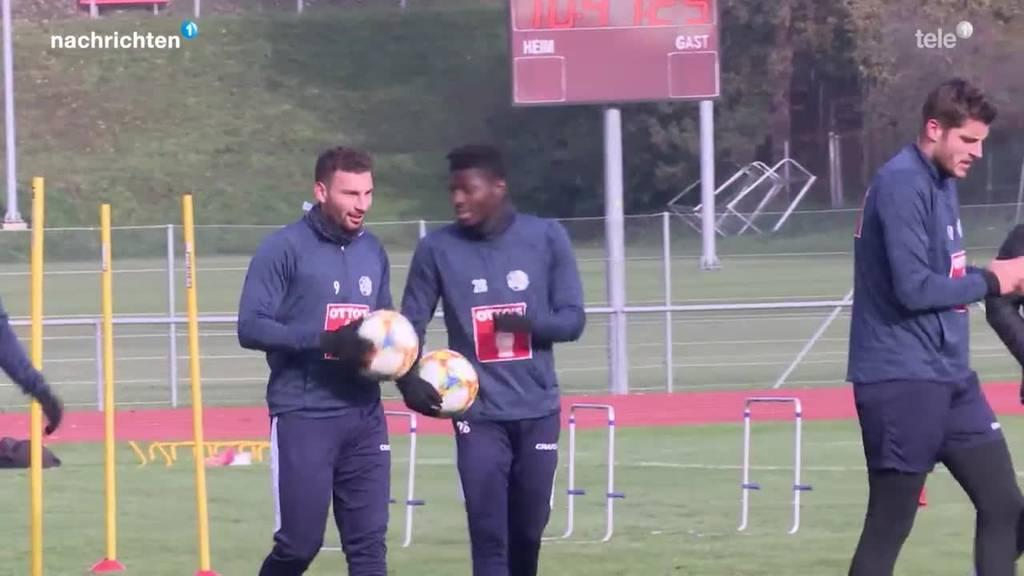 Dejan Sorgic zum FC Luzern