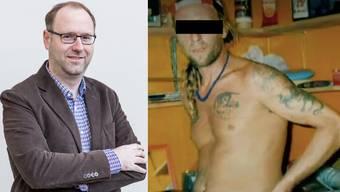 Staatsanwalt Simon Burger (l.) zum Fall des in Brasilien gesuchten Schweizers (r.): «Der Faktor Zeit spielt eine zentrale Rolle, das Haupt-problem wird die Verjährung sein.»
