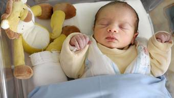 Neugeborenes: Im Spital Zofingen bald nicht mehr zu sehen.