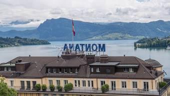 Eine Gesetzesrevision verspricht bessere Aussichten für Hoteliers: Blick auf das Hotel Montana in Luzern.