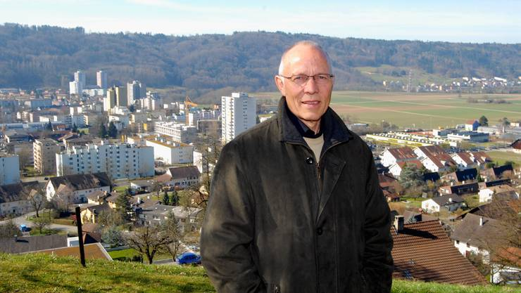 «Wir möchten ein qualitatives Wachstum fördern», sagte der Obersiggenthaler Gemeindeammann Max Läng. Die Einzonung des Gebietes Ried hat der Einwohnerrat nun aber abgelehnt.