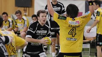 Der Luzerner Thomas Hofstetter traf gleich neunmal gegen RTV