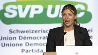 Karin Bertschi verlässt die Politik.