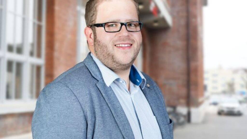 Der Arboner Stadtparlaments-Präsident Lukas Auer kandidiert als Präsident des Thurgauer Gewerkschaftsbunds und plant einen Parteiwechsel von der CVP zur SP.