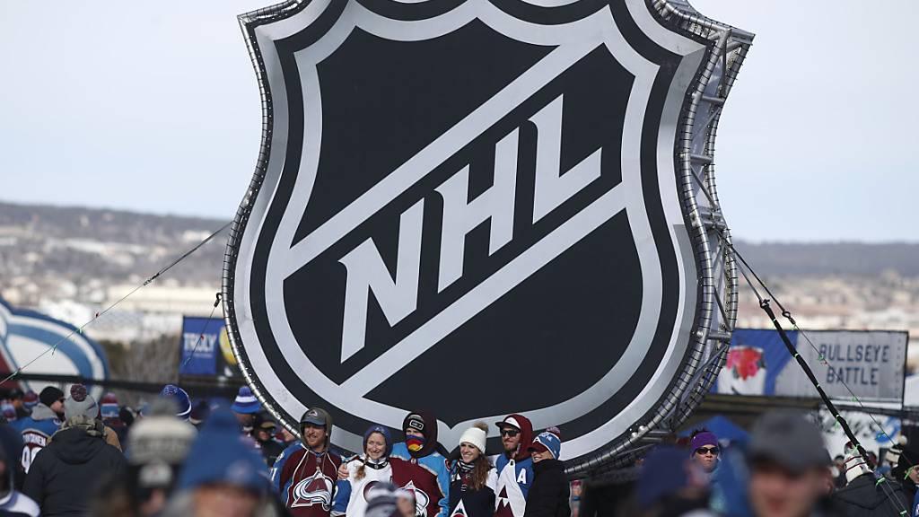 Trainingslager in der NHL ab 10. Juli