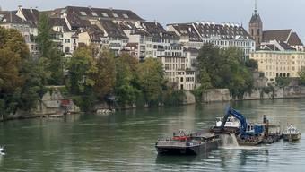 Die Stadt am Rhein dürfte für Firmen schon bald attraktiver als die Limmatstadt sein. (Archivbild)