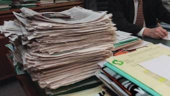 Wer als Aargauer Grossrat auf Papierkrieg besteht, muss die Unterlagen künftig selber ausdrucken