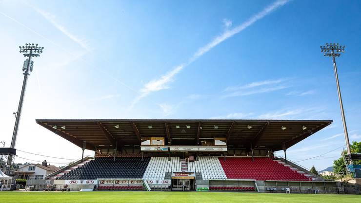 Wird der FC Aarau für immer im Brügglifeld spielen?