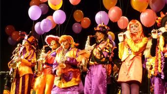 Die Cocoloris feiern heuer ihr 25-Jahr-Jubiläum — bunt und musikalisch wie eh und je. tru/Archiv