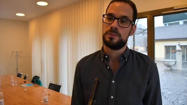 Matthias Rüede, Präsident CVP-Stadtpartei Brugg