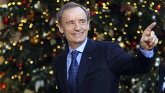 Jean-Claude Killy holte 1992 die Olympischen Spiele nach Albertville.Key