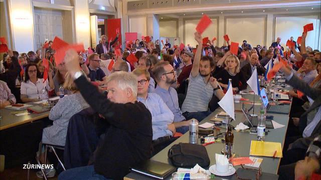 Nach Querelen: SP-Delegierte nehmen AHV-Steuer-Deal an