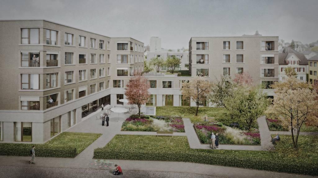 So soll der Neubau dereinst aussehen. (Bild: TVO / Marc Sieger)