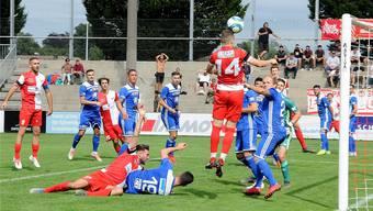 Das erste Heimspiel der neuen Saison gewann Solothurn gegen Wohlen nach einem 1:2-Rückstand.