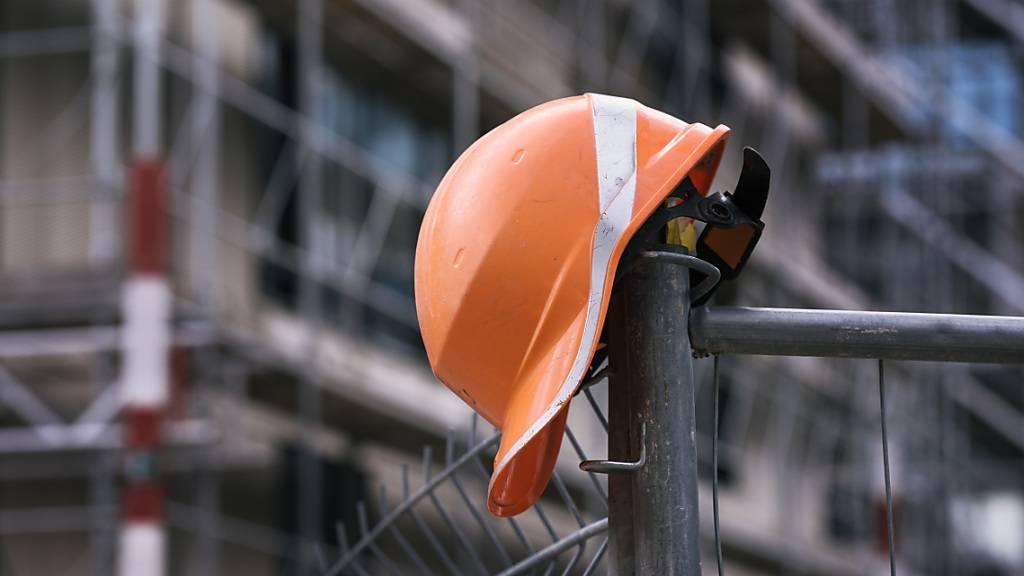 Tödlicher Unfall auf der Baustelle