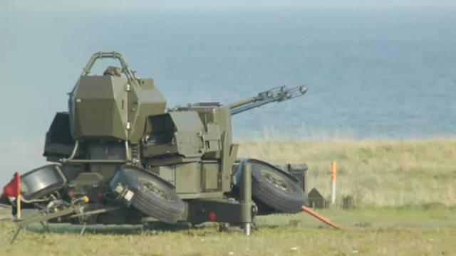 Schneider-Amman will Lockerung von Waffenexporten überdenken