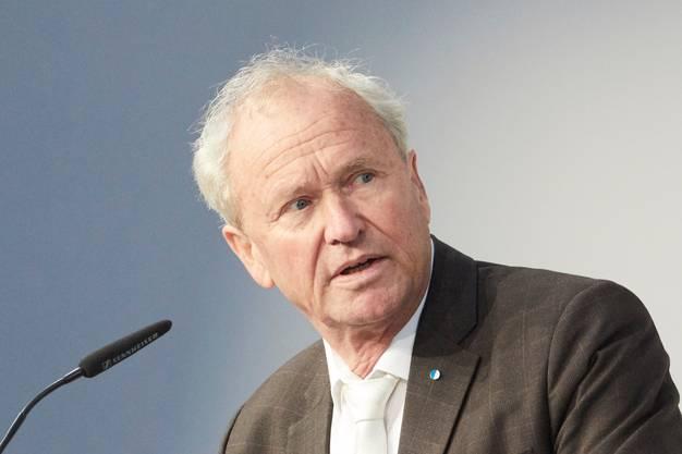 Paul Winiker, OK-Präsident des ESF.