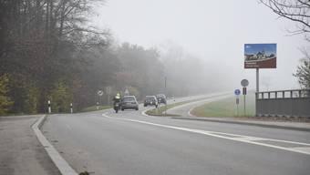 13 Unfälle ereigneten sich seit 2001 auf der 80er-Strecke zwischen Birri und Ottenbach.