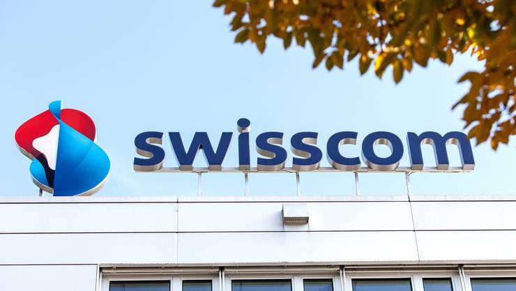 Bei der Swisscom kam es am Montag zu Telefonie- und Internetpannen.
