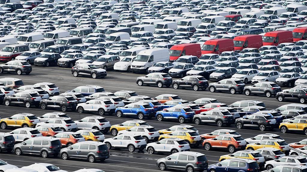 Es könnte teuer werden: Volkswagen muss in der Diesel-Affäre Schadenersatz bezahlen (Archivbild).