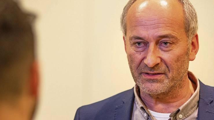 «Politik wird in der Mitte gemacht», sagt Konrad Langhart, der sich der CVP-Kantonsratsfraktion anschliesst.