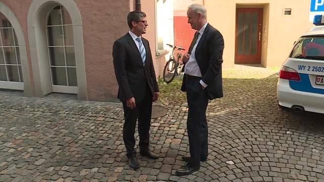 Ex-Berzirksamtmann von Zurzach freigesprochen