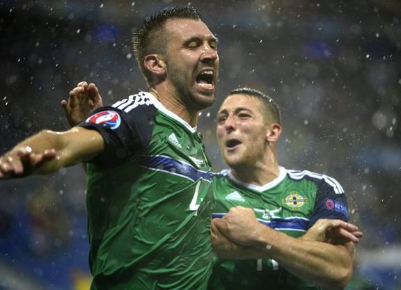 Erster EM-Sieg für Nordirland (1)