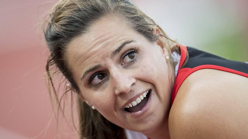 Clélia Rard-Reuse bestreitet heute auf der Pontaise ihr letztes Rennen