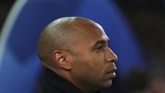 Thierry Henry, Monacos neuer Trainer, hat noch keine Lösungen gefunden