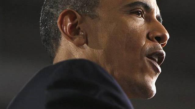US-Präsident Obama wirbt für Beschränkung von Wahlkampfspenden (Archiv)