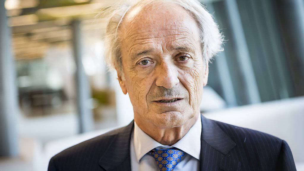Tessiner Ex-Nationalrat Franco Cavalli will zurück ins Parlament